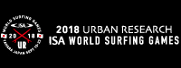 2018 URBAN RESEARCH ISA World Surfing Games