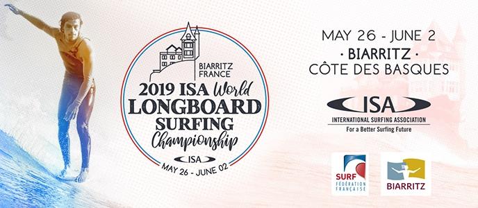 ISAロングボードサーフィン世界選手権2019